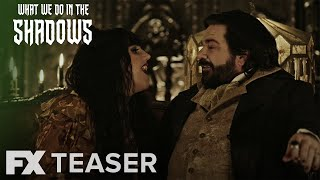 What We Do in the Shadows | Season 2: Turning Him Teaser | FX