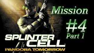 [PC/HD] Splinter Cell: Pandora Tomorrow - Mission 4 - Jerusalem, Israel [Part 1/2]