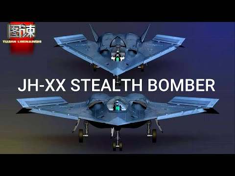 What We Know About China's Mysterious JH XX Stealth Bomber
