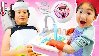 बोराम दादी के साथ बनाने और बनाने के लिए - बच्चों के लिए मजेदार कहानियाँ