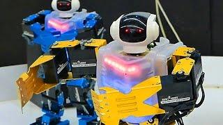 Роботы. Танец Роботов. Танцующие Роботы. Роботы видео