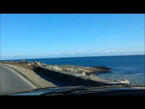 New Hampshire Coast Drive