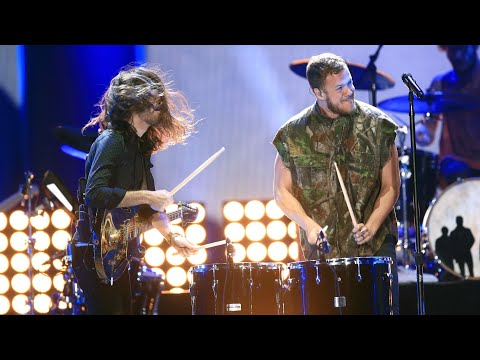 "Imagine Dragons - ""Bleeding Out"" Live (Made In America 2014)"