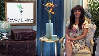 FULL EPISODE: Savvy Living TV Show (KCAL Los Angeles) Hosted by Merilee Kern - 6