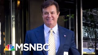 Guilty: Paul Manafort Convicted In First Mueller Probe Trial   The Beat With Ari Melber   MSNBC