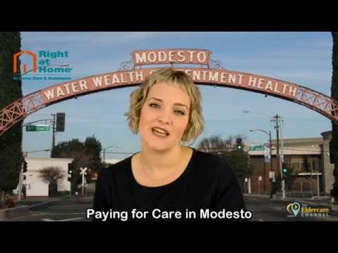 Paying for Care in Modesto CA