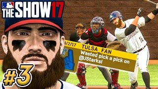 PROVING THE DOUBTERS WRONG - MLB The Show 17 Road to the Show Ep.3