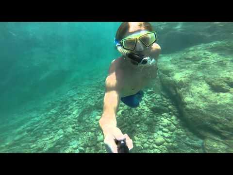 Summer 2014 Snorkeling - San Carlos, Mexico