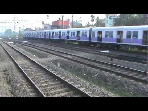 Departing Howrah Jn. (pt. 4/4): Bidding goodbye to Main line, and entering Chord