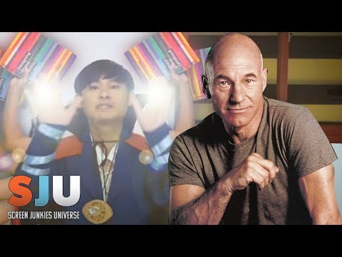 Sexy Patrick Stewart & Korean Doctor Strange: Fan Friday! - SJU