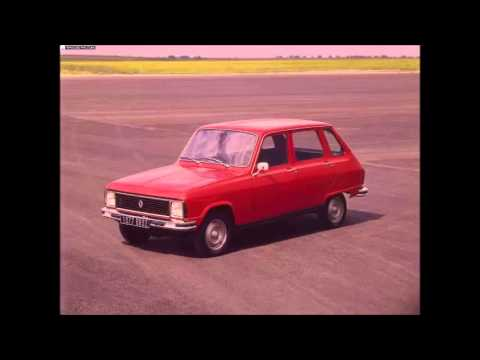 1976 Renault 6 L Youtube