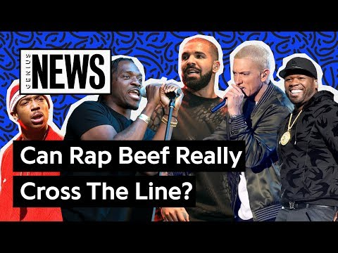 Are There Rules To Hip-Hop Beef? A Look Back At Rap's Worst