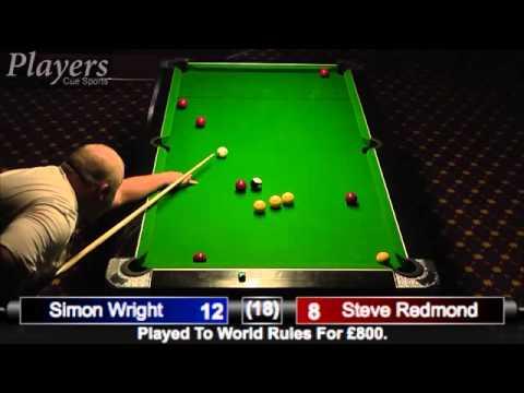Simon Wright Vs. Steve Redmond Part 2