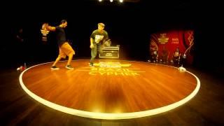 Kapu vs Ratin - Final - Red Bull BC One Cypher Brasil | Cultura Digital TV |