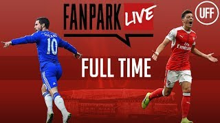 Arsenal 2-2 Chelsea - Full Time Phone In - FanPark Live | The Football Terrace