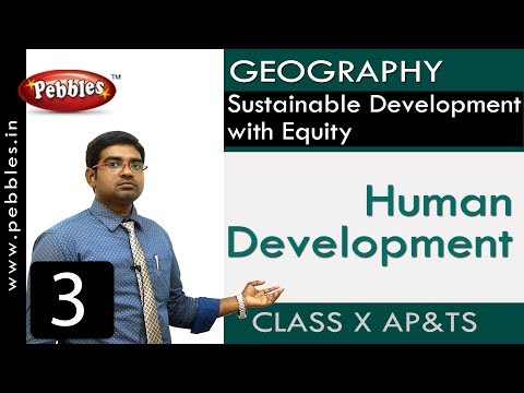 Human Development | Sustainable Development with Equity | Social Science | Class 10