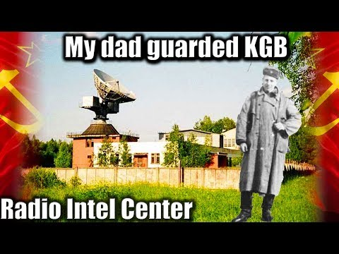 My Dad Was a Guard at KGB Radio Intelligence Center in Lithuania #ussr, #kgb, #SovietArmy