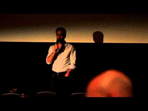 Introduction and Post Film Q&A with Michael Lucas at The 2013 Philadelphia QFest