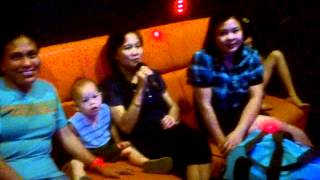 Santai di Diva Karaoke Ci Olen,Deborah,Pris,Daniel,Maria,dan Moldy