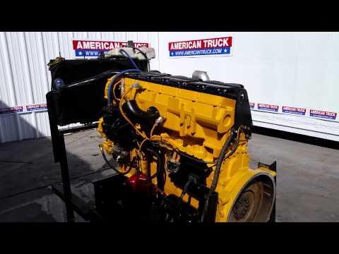 REBUILT CAT 3406E 2WS ENGINE YouTube