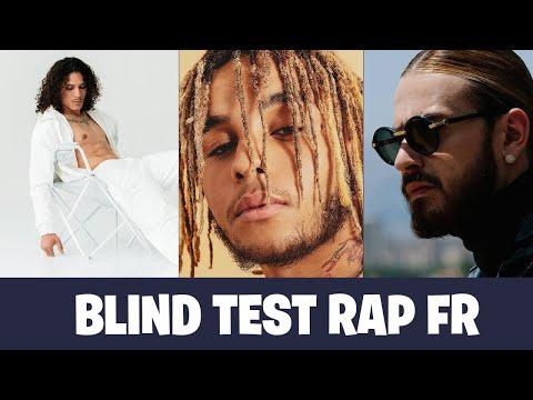 BLIND TEST RAP FRANCAIS
