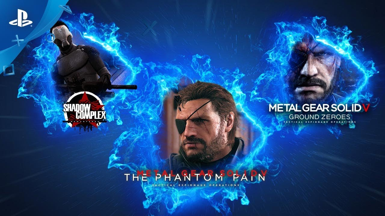 Playstation Now April 2019 Update Ps4 Youtube