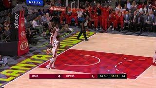 1st Quarter, One Box Video: Atlanta Hawks vs. Miami Heat