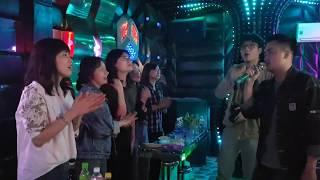 Ánh nắng của anh karaoke by Tuân Lunky ft Sáng Lê và đội múa phụ họa kiêm hát bè