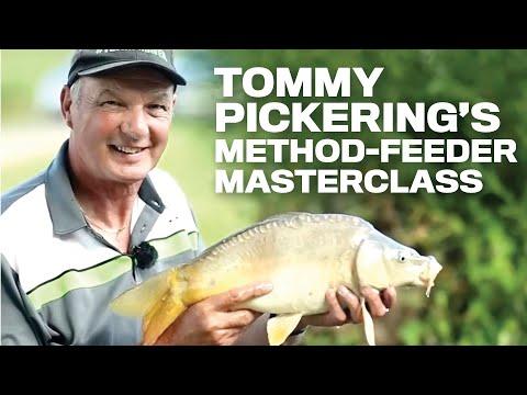 Tommy Pickering's Method Feeder Masterclass