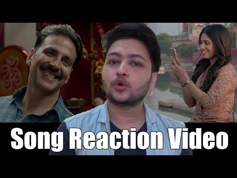Hans Mat Pagle Song Reaction | Toilet : Ek Prem Katha