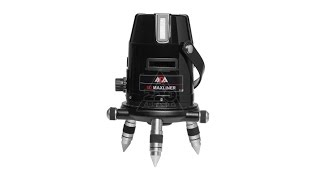 Обзор Лазерный нивелир ADA 6D MAXLINER(Купить: http://goo.gl/uE3myl Нивелир ADA 6D MAXLINER — прочный и легко управляемый, многофункциональный измерительный..., 2012-12-26T09:55:00.000Z)