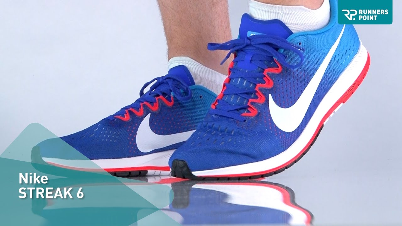 Nike ZOOM STREAK 6. RUNNERS POINT