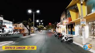 Noite em Camocim