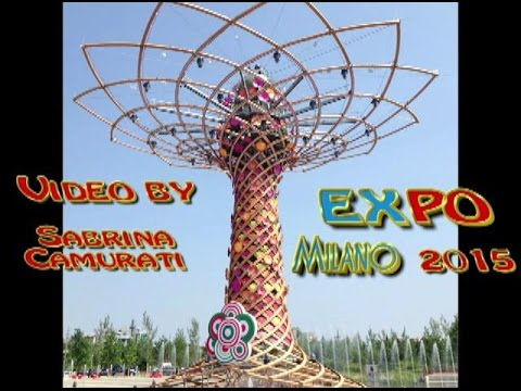EXPO Milano 2015!  - Tour the World in Just One Day
