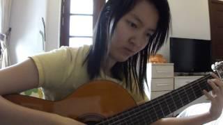 Beautiful In White -  Fingerstyle Guitar Arrangement