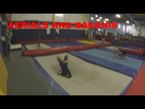 AERIALS AND BARANIS