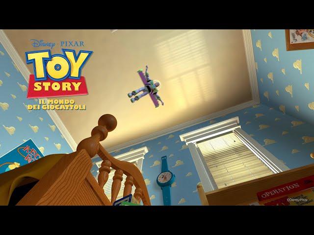 Cadere con Stile | Toy Story - Il Mondo dei Giocattoli