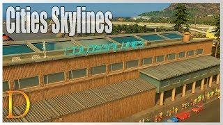 Cities Skylines #70 TURYSTYKA W DOCITY - Gameplay PL -