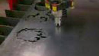 Cnc Plasma Cutting Table With Laser Thc