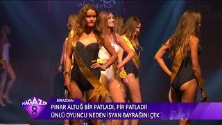Yavru Vatan'ı Güzeller Bastı Kıbrıs Top Model Yarışmasından Rengarenk Görüntüler