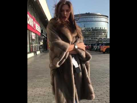Норковые Шубы Коллекция 2018-2019 года. Меховой Салон MARIA-BELLA FUR FASHION
