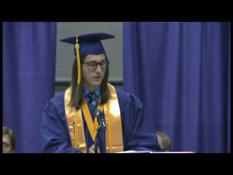 Salvatore's Commencement Speech