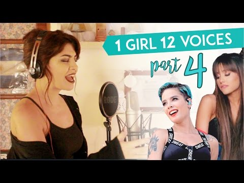 1 GIRL 12 VOICES (PART IV) (Lauren Jauregui, Demi Lovato, Katy Perry and 9 more)