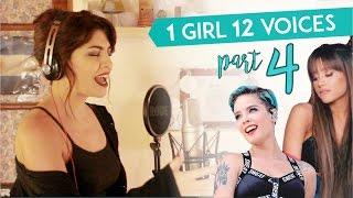1 GIRL 12 VOICES (PART IV) (Lauren Jauregui, Demi Lovato, Katy Perry and 9 more)