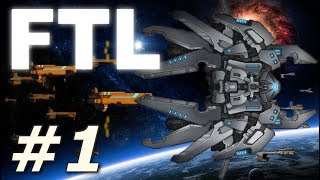 FTL: Advanced Edition - The Kruos (Part 1)