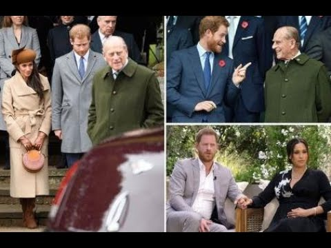 Prince Harry 'preparing to return to UK' following de@th of Prince Philip.