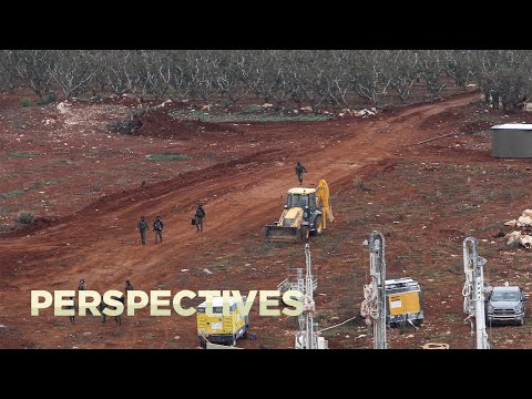 Hezbollah Tunnel Exposed by IDF in Israeli Farmer's Apple Orchard