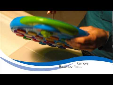 Plastic Toys - Waste Management and Recycling