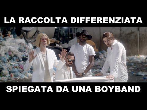 Lorenzo Baglioni - La raccolta differenziata (feat. I Supplenti Italiani) [Official Music Video]