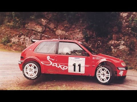 sebastien loeb rally evo saxo kit car youtube. Black Bedroom Furniture Sets. Home Design Ideas